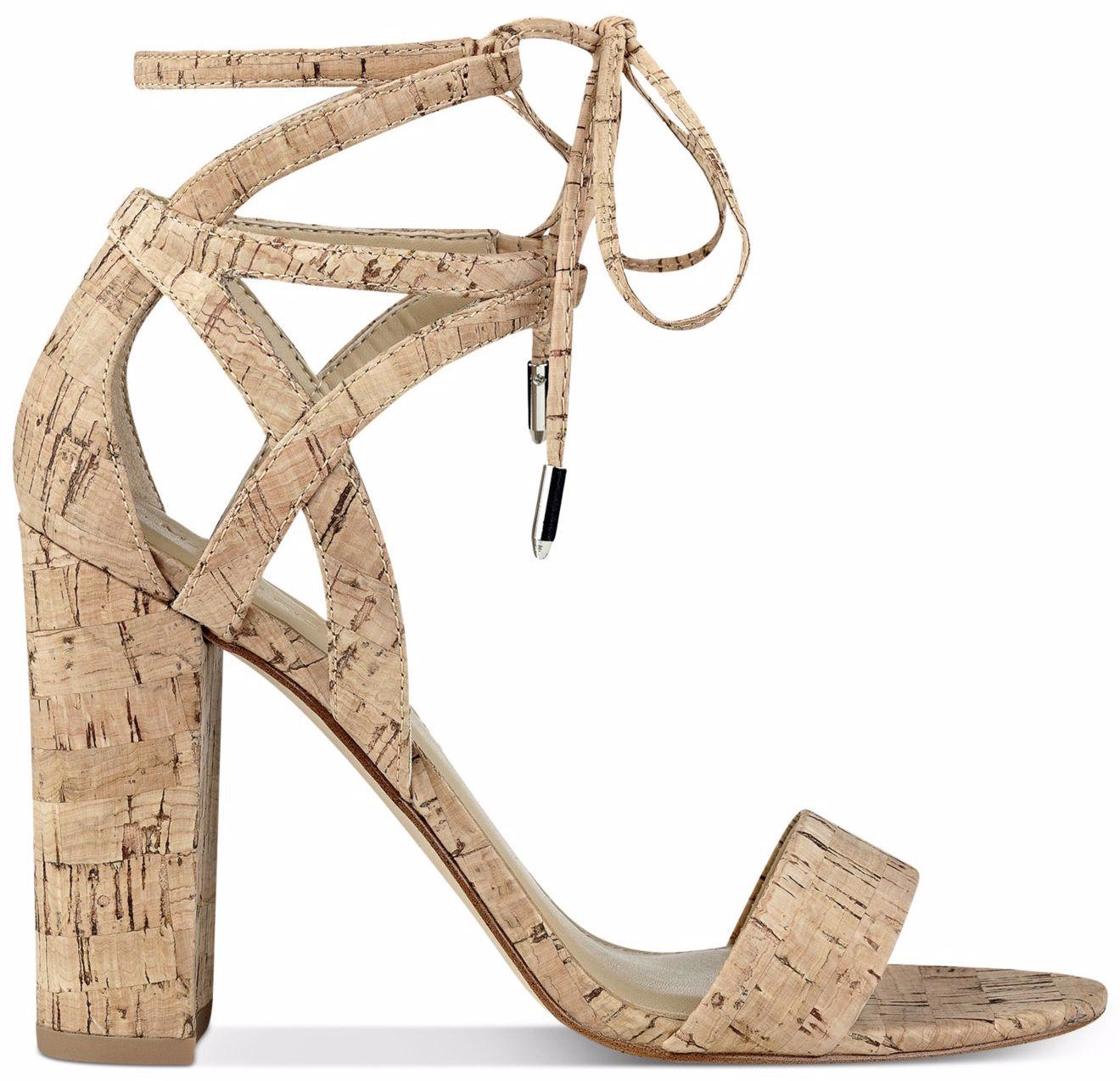da9691c9be3b This product is not available. Preview with Zoom. Loading... Marc Fisher. Fatima  Lace-Up Block-Heel Sandals ...