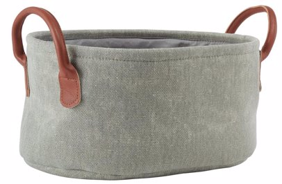 d3b73efbd35 York Sage Greem Storage Basket