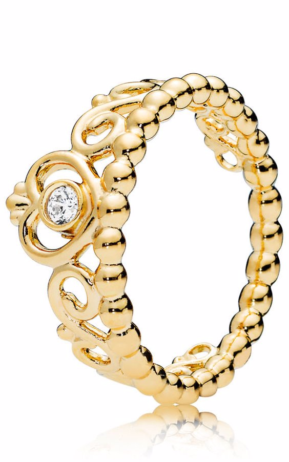 ee5e4c0ba BuyInvite | PANDORA Pandora 18k Gold Plated Fairy Tale Ring