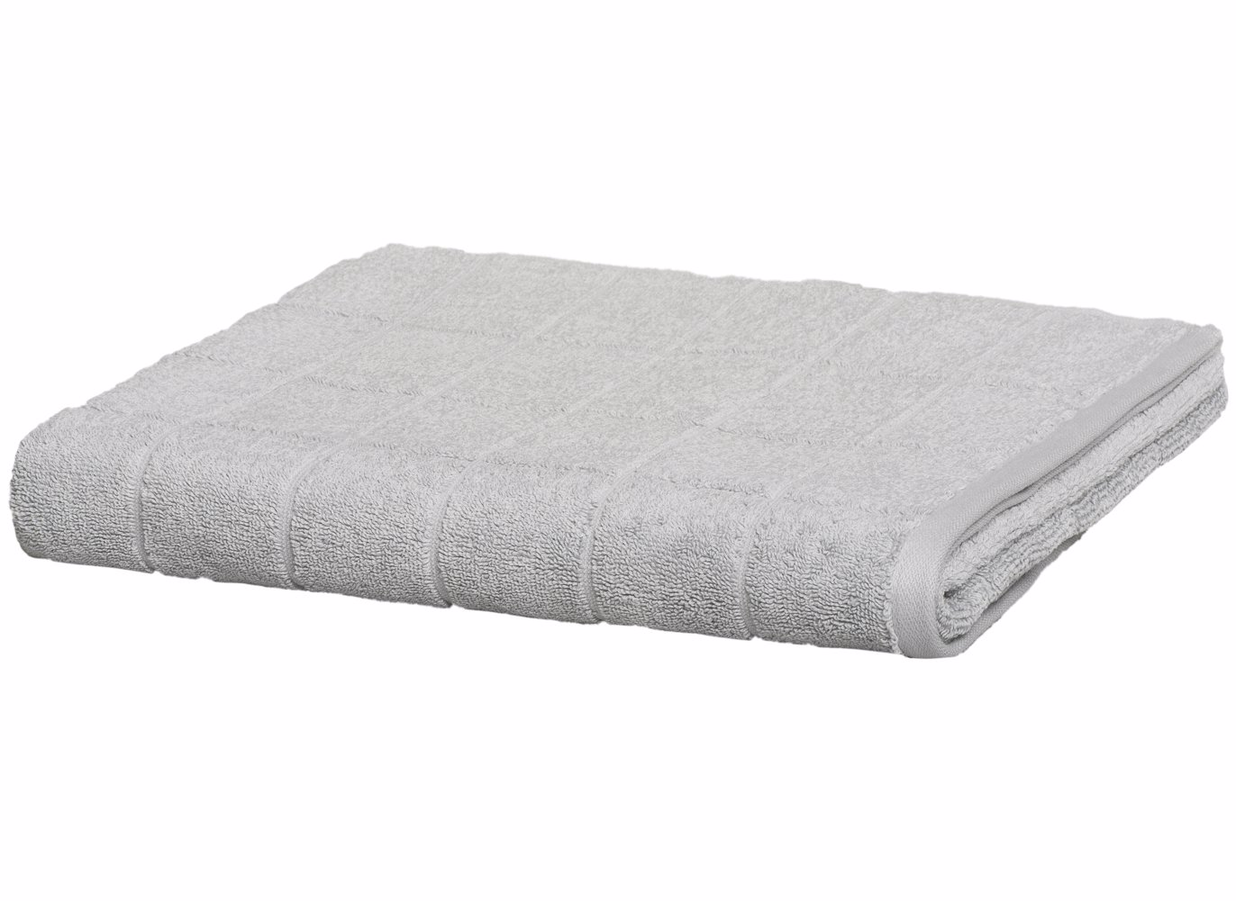 Nzsale Sheraton Luxury Sheraton Subway Bath Towel Silver Grey
