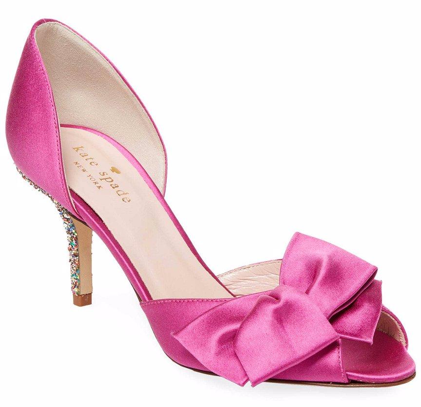 38837885c77e6 BuyInvite   kate spade new york Kate Spade New York Sala D'orsay Bow ...
