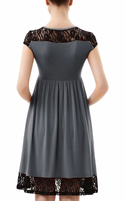 61fa248e1a2d5 BuyInvite   Momo Maternity Dress Skater Dress