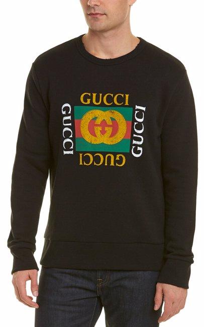 9001a86ac BuyInvite | Gucci Logo Sweatshirt