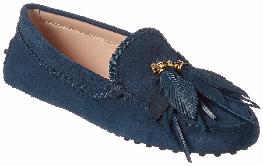 af5e52943a7 BuyInvite | Tod's TOD's Gommino Suede Moccasin