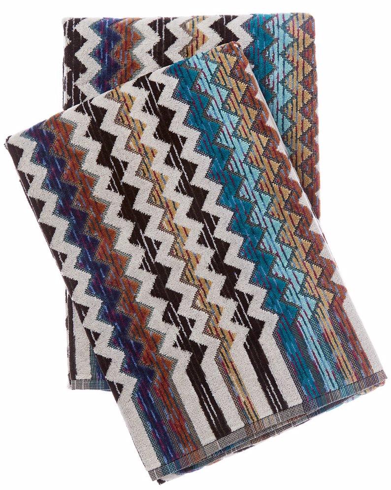 Ozsale Missoni Missoni 2pc Paul Bath Towel Set