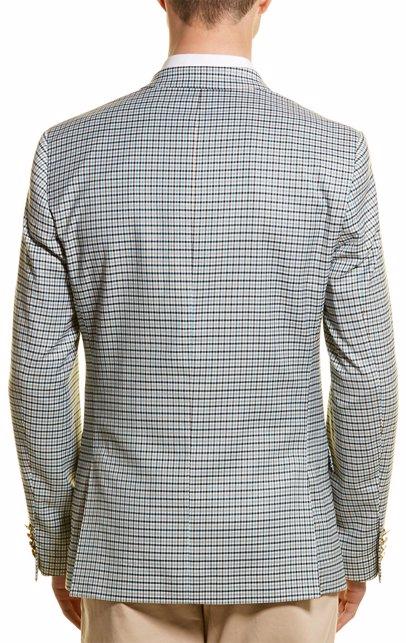 4893b4c8710e3f BuyInvite | Paisley & Gray Slim Fit Blazer