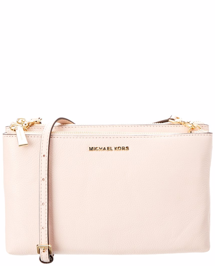 03d33bf1a24e Preview with Zoom. MICHAEL Michael Kors. Michael Kors Double Zip Crossbody  Bag
