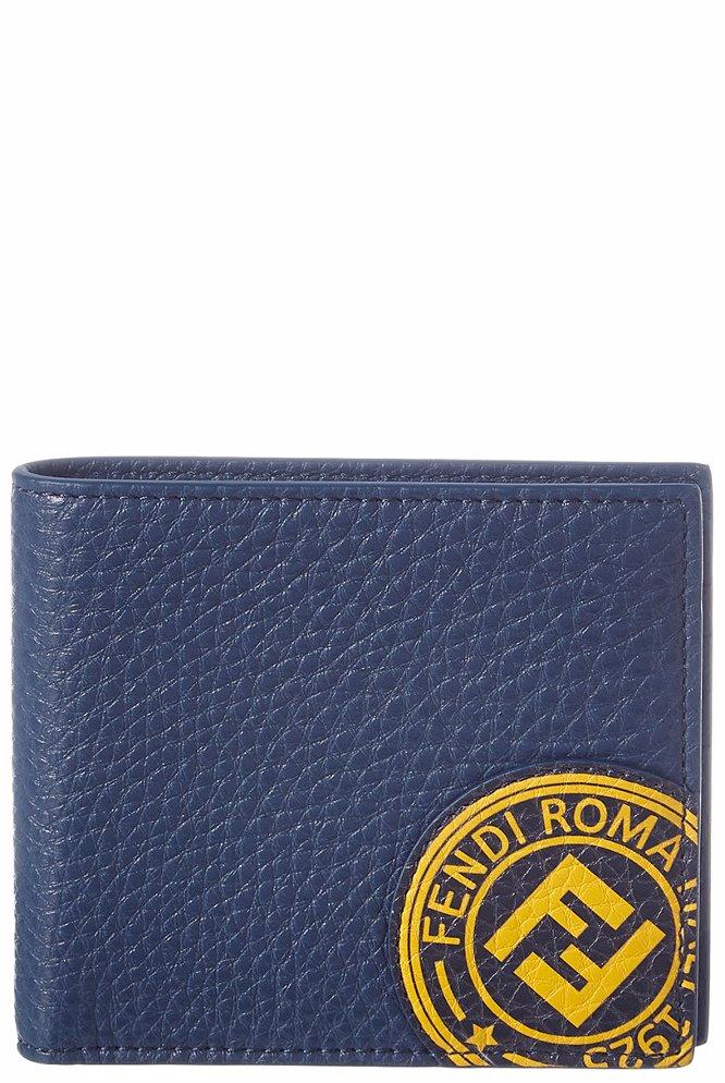 e4803566e4f6 FENDI Leather Bifold Wallet