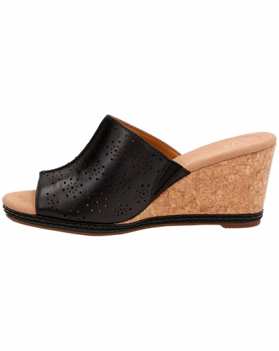c8419ccf247 Sold Out. Clarks. Clarks Collection Women s Helio Corridor Wedge Sandal