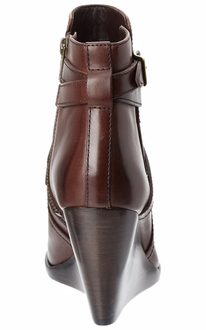 e04031a4ebb2 Frye Women s Cece Jodhpur Leather Wedge Bootie