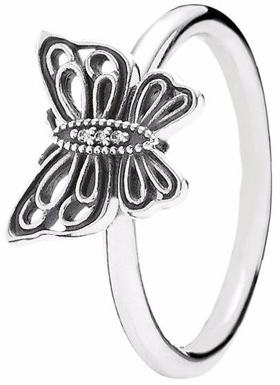 Mysale Pandora Pandora Love Takes Flight Silver Cz