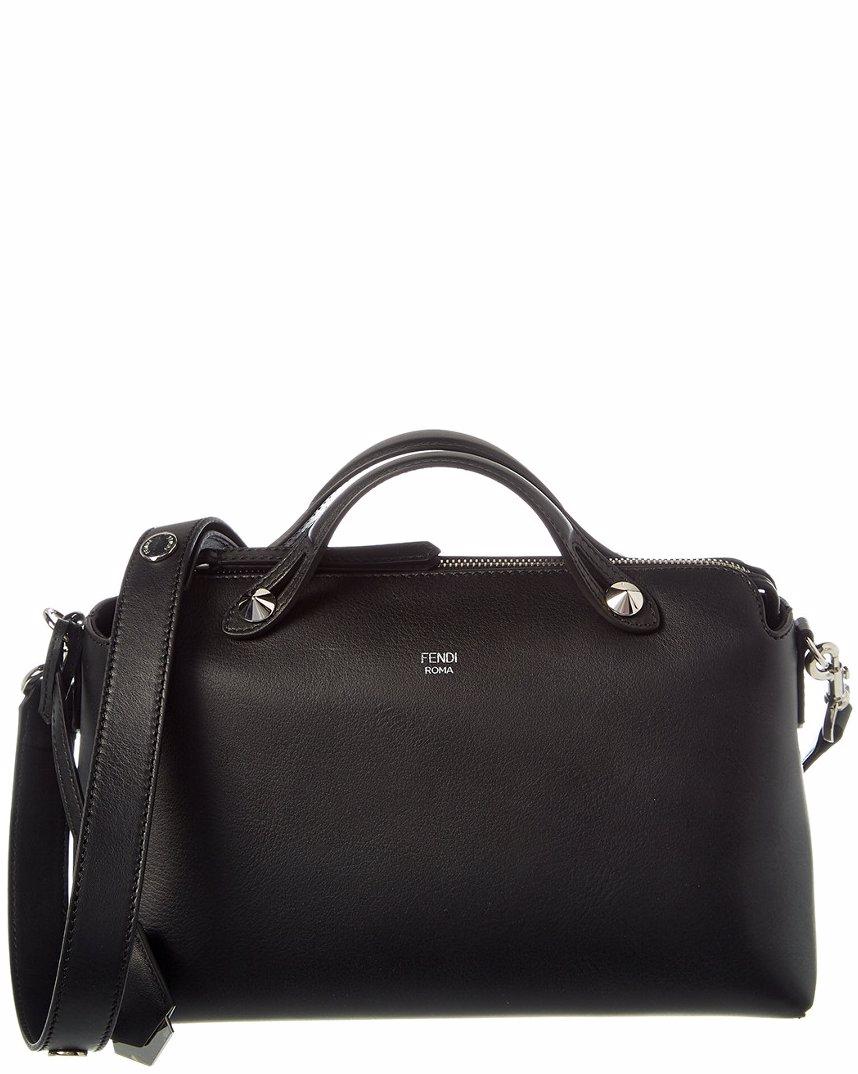 cd3e24528be BuyInvite | FENDI By the Way Small Leather Boston Bag