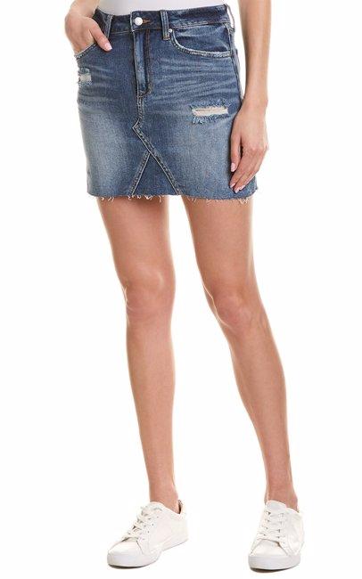 959242b3ab3 BuyInvite | JOE'S Jeans A-Line Skirt