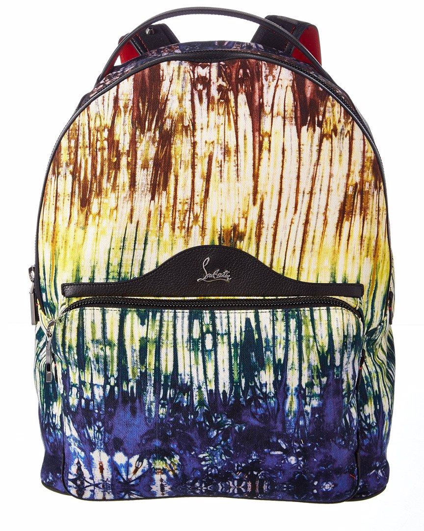 47259f28d2 www.mysale.my — Christian Louboutin Christian Louboutin Backloubi Nylon  Backpack