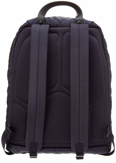 314018cd89a2 MYSALE | Prada Prada Quilted Nylon & Saffiano Leather Backpack