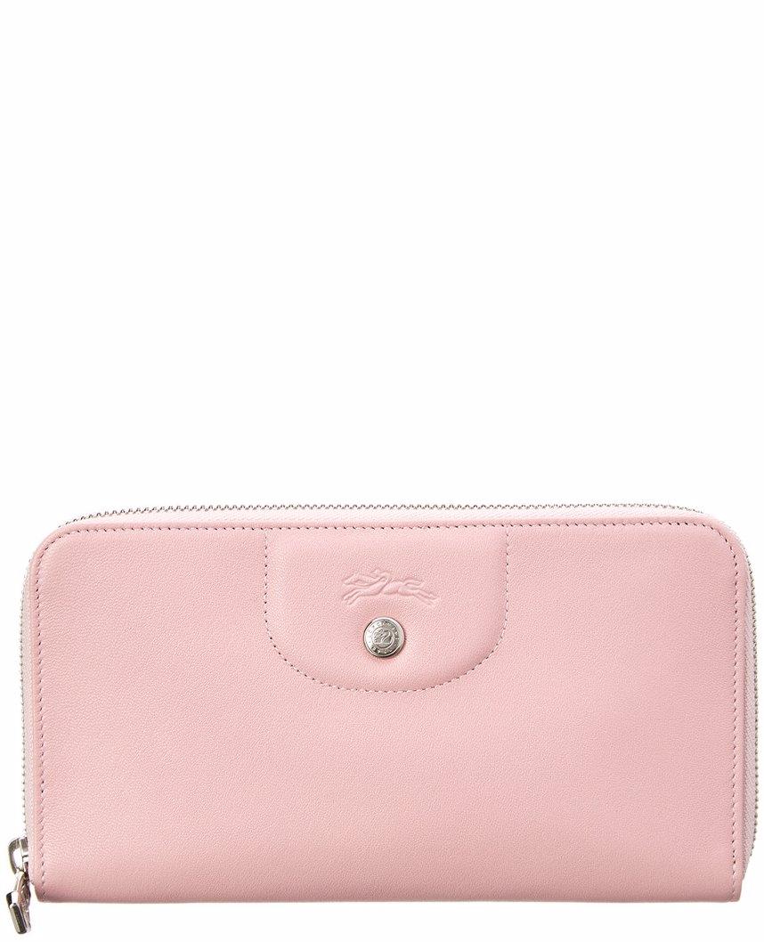 642226af7c NZSALE | Longchamp Longchamp Le Pliage Cuir Leather Zip Around Wallet