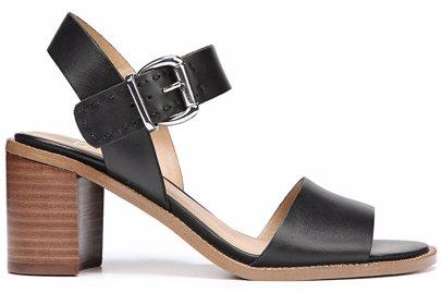 0fee992a571f BuyInvite | Franco Sarto Havana Leather Sandal