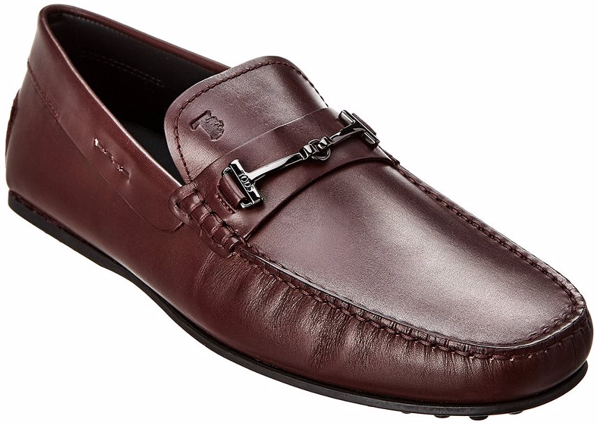 0bd02b0381 BuyInvite | Tod's Tod's Leather Moccasin