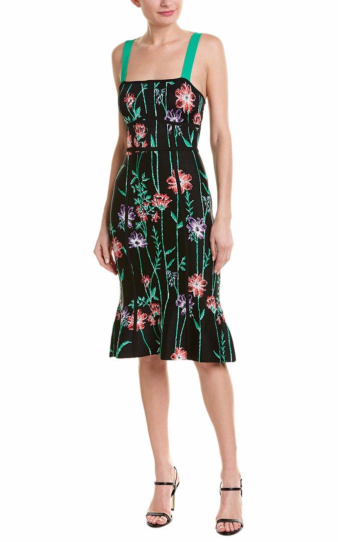 f843c6ccfbc9 BuyInvite | BCBGMAXAZRIA Bcbgmaxazria Womens Knit Midi Dress