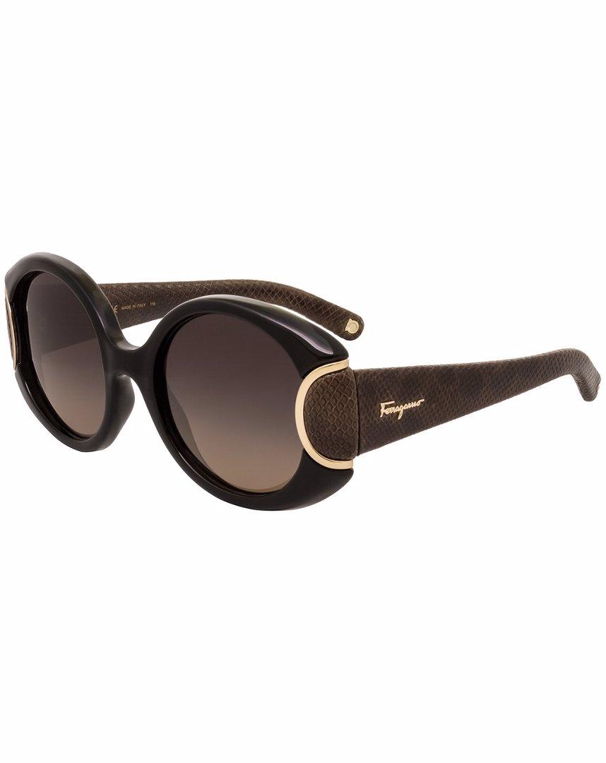 74ede05d02 Preview with Zoom. Salvatore Ferragamo. Salvatore Ferragamo Women s SF811SL  LTD Signature 54mm Sunglasses