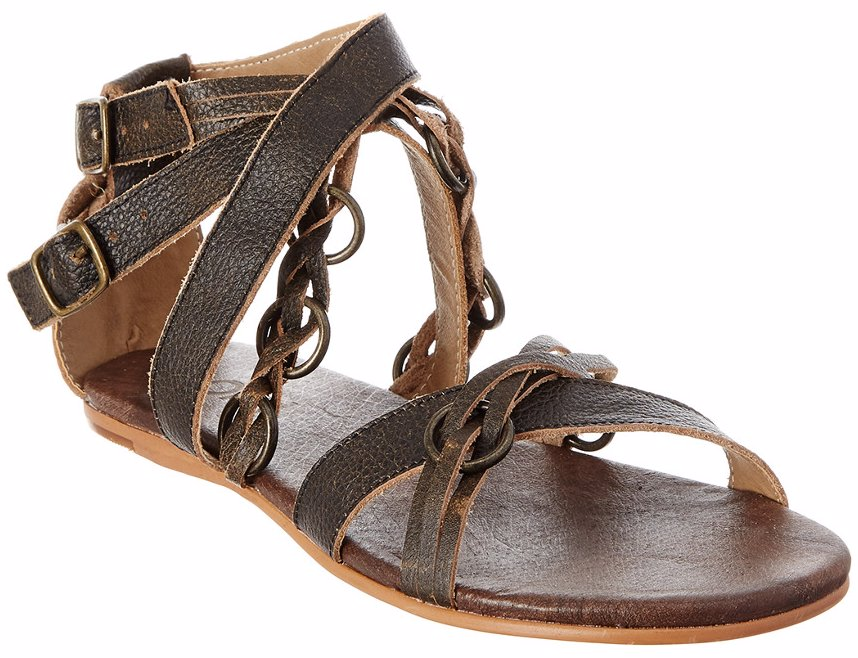 cf6505728c20 Preview with Zoom. Roan. Roan Gretch Leather Sandal