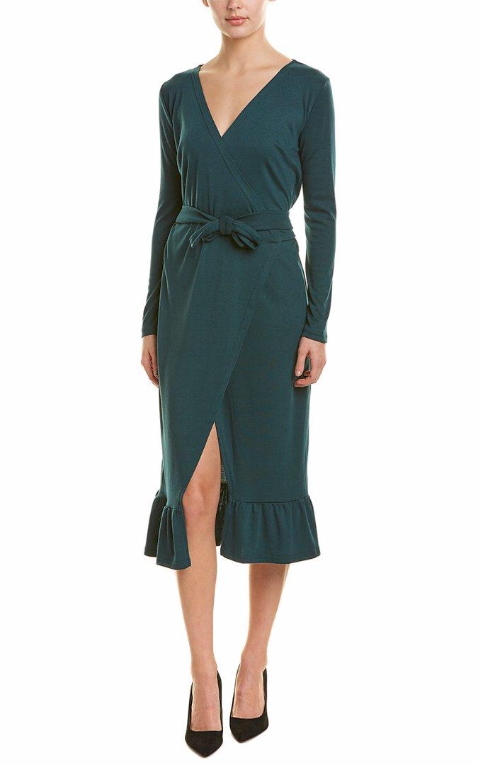 a292195014 Moonlight Wrap Dress