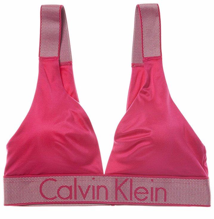 8ecb78d973 Preview with Zoom. Calvin Klein. Calvin Klein Underwear Logo Bralette