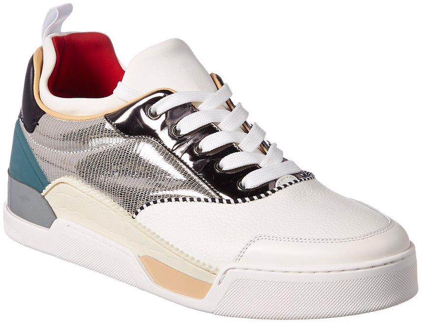 newest 313e3 758ed Aurelien Leather Sneaker