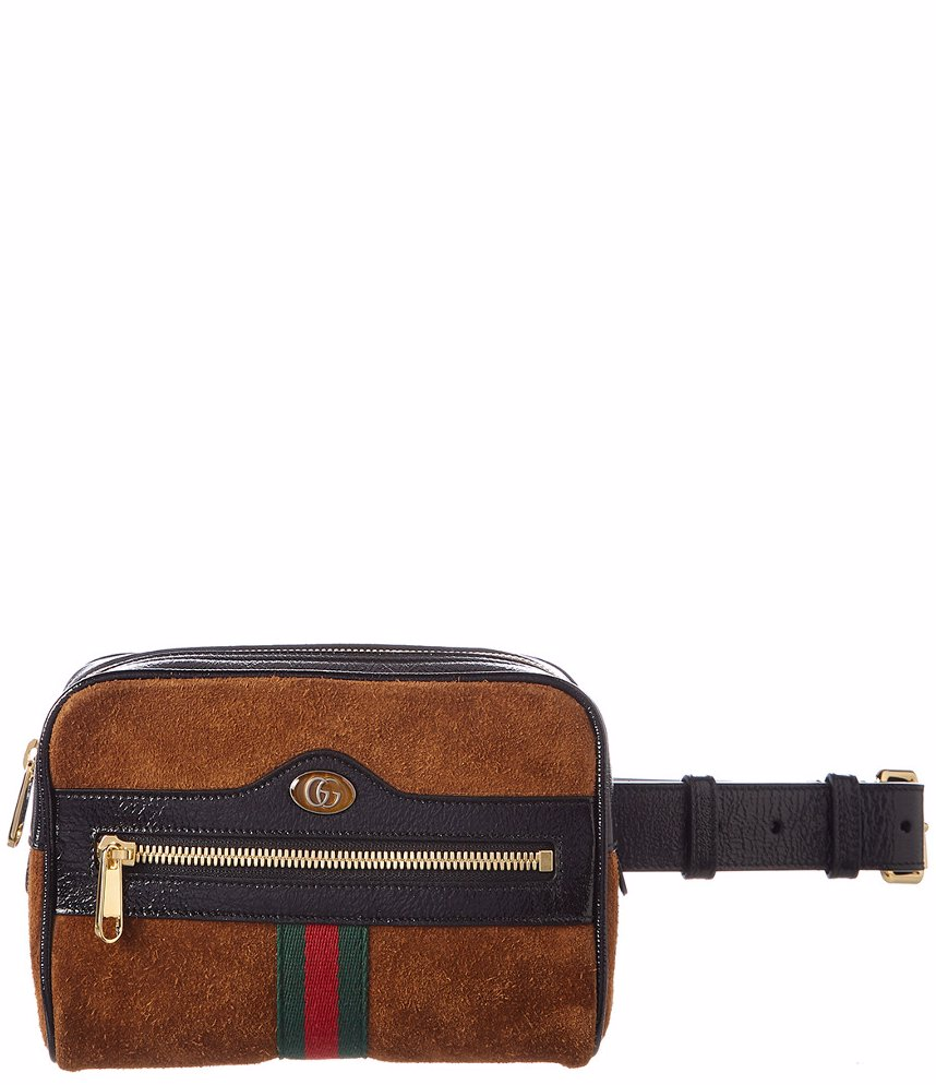 1bef96ab63c0fe MYSALE   Gucci Gucci Ophidia Small Suede Belt Bag
