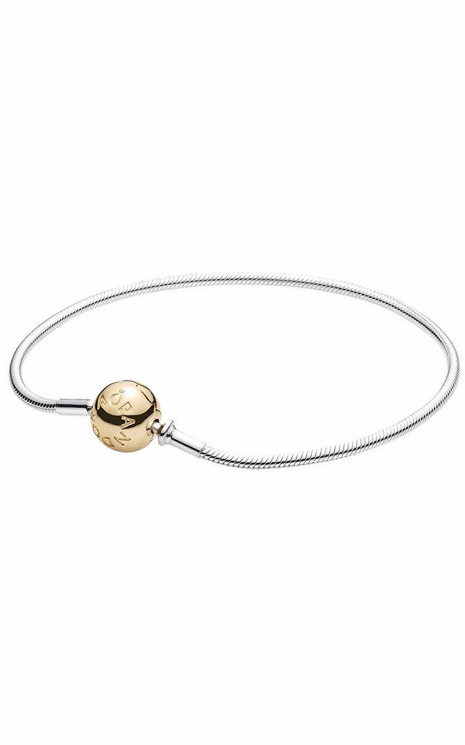 654bc9f6b BuyInvite | Pandora Pandora Essence Collection 14K & Silver Bracelet