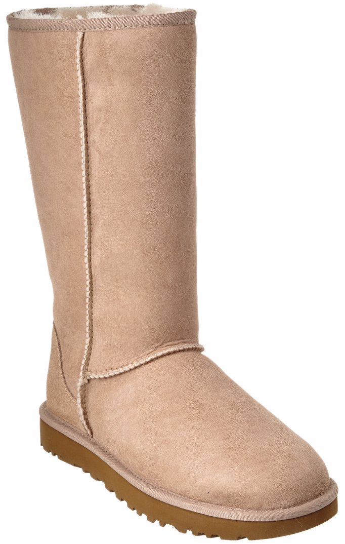 307fd441df36 BuyInvite | UGG Women's Classic Tall II Water-Resistant Twinface ...
