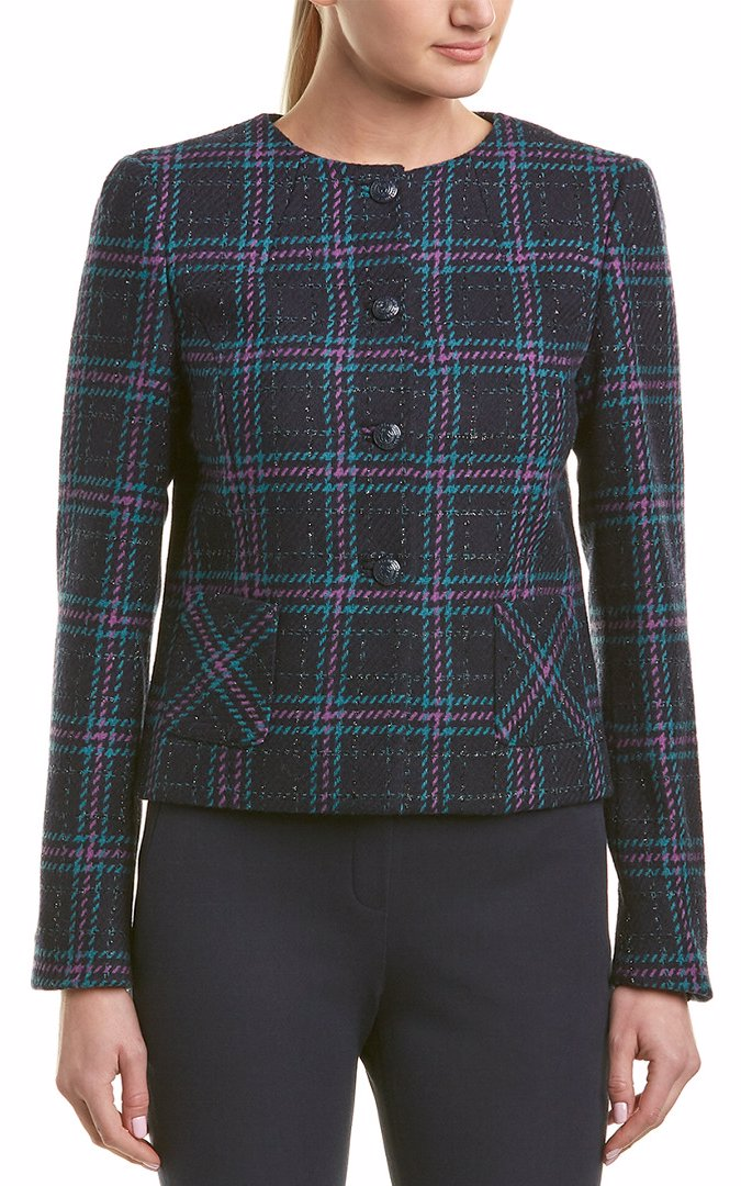 01b872bce1 BuyInvite | Brooks Brothers Wool-Blend Jacket