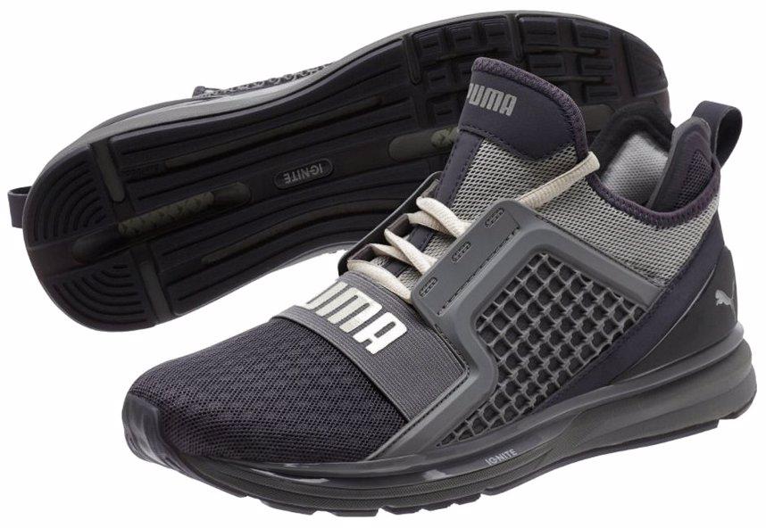 cheap for discount 93ce8 78ec1 PUMA Men's Ignite Limitless Sneaker
