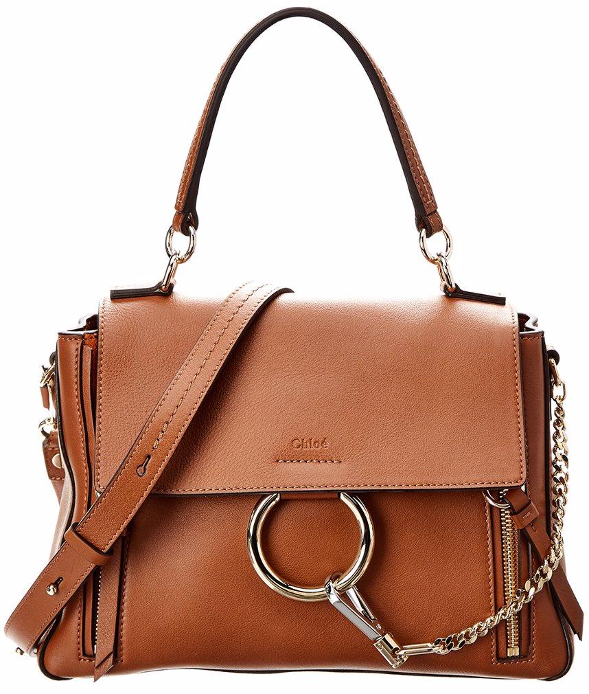 15487ef54 OZSALE   Chloe Chloe Faye Day Small Leather Shoulder Bag