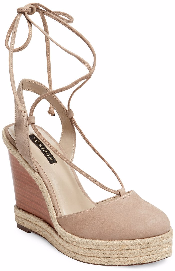 d01f4b00d SINGSALE | Ava & Aiden Ava & Aiden Rory Espadrille Wedge