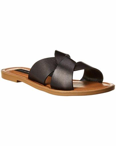394f1cb4dc3 Steven By Steve Madden Gionna Leather Sandal