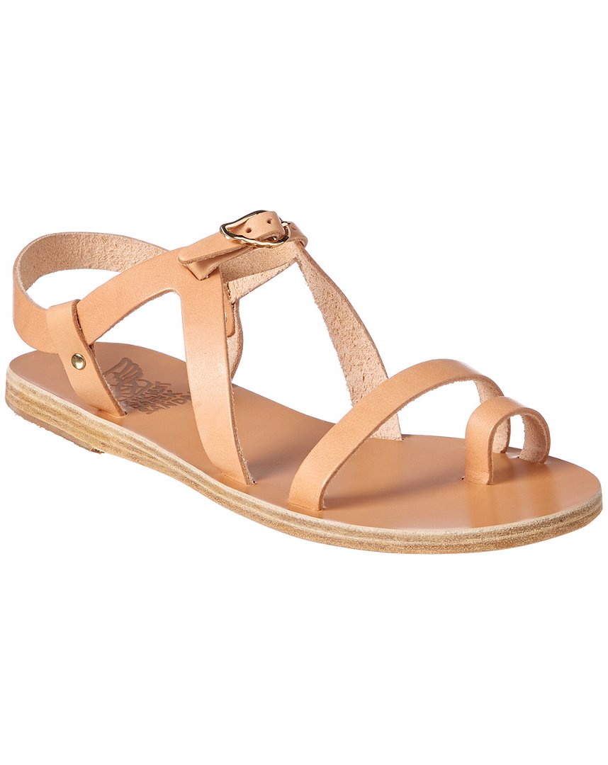 a6e73a4be Preview with Zoom. Ancient Greek. Sandals Phoebe Leather Sandal