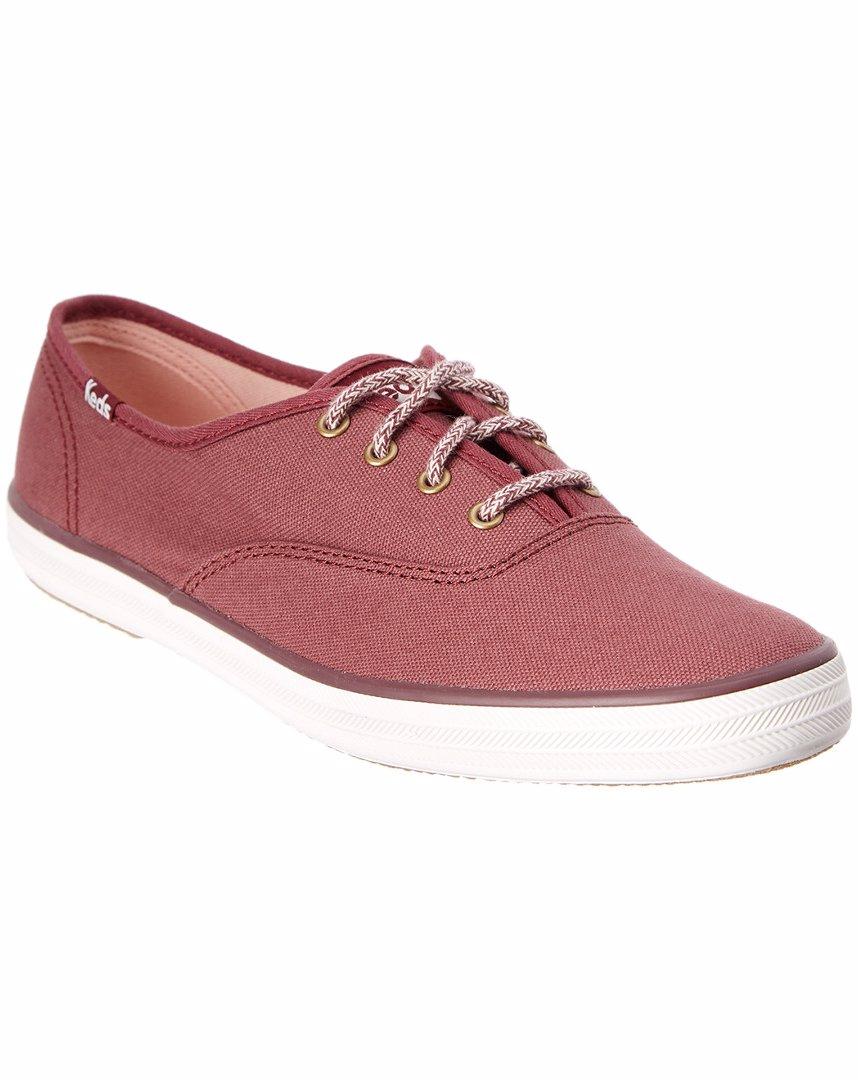 a879b1c54e DealsDirect   Keds Keds Champion Seasonal Solid Sneaker