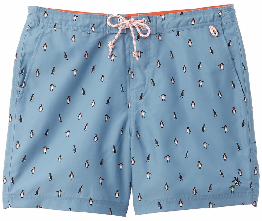 994be5b10a BuyInvite | Original Penguin Original Penguin Mens Mini Penguin Swim ...
