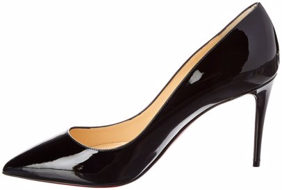 b4a3aa07c25 Sold Out. Christian Louboutin. Christian Louboutin Pigalle Follies 85  Patent Pump