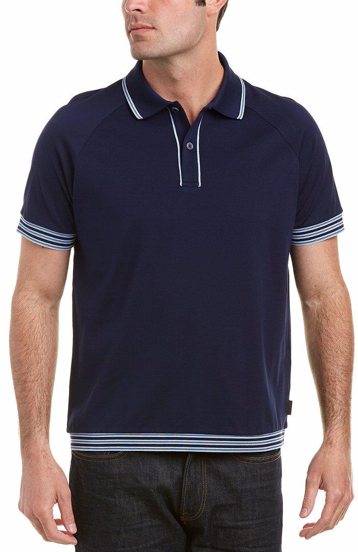 dd6ae11d OZSALE   Prada Prada Pique Polo Shirt