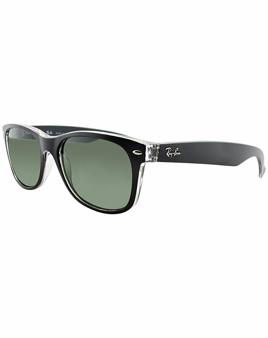 6d48abbd4 NZSALE   Ray-Ban Unisex RB2132 Wayfarer 55mm Polarized Sunglasses