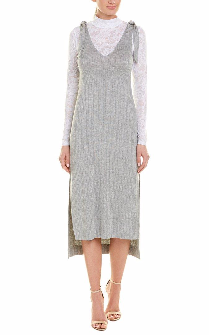 de9569b5b724 BuyInvite   BCBGeneration Bcbgeneration Womens Twofer Midi Dress
