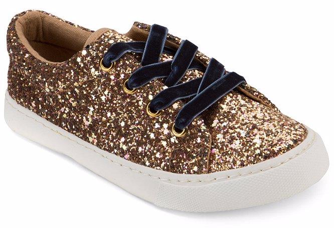 eedc959e71da BuyInvite | Olivia Miller Olivia Miller Girls' Glitter Sneaker