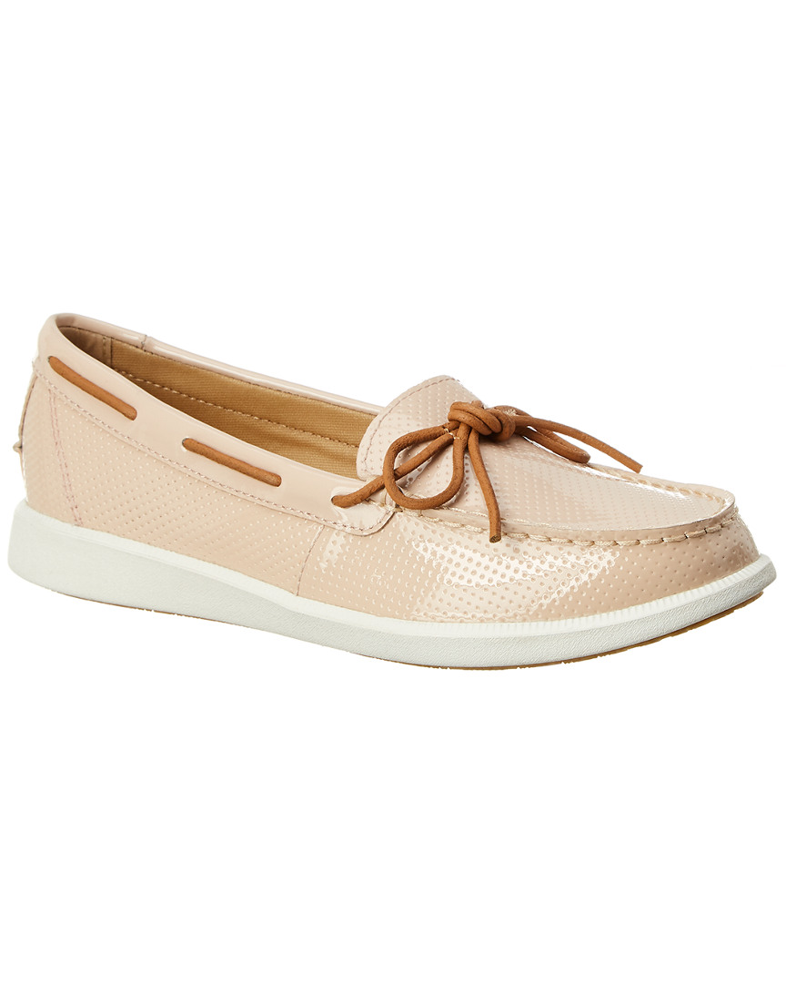 Sperry Women's Oasis Canal Patent Boat Shoe