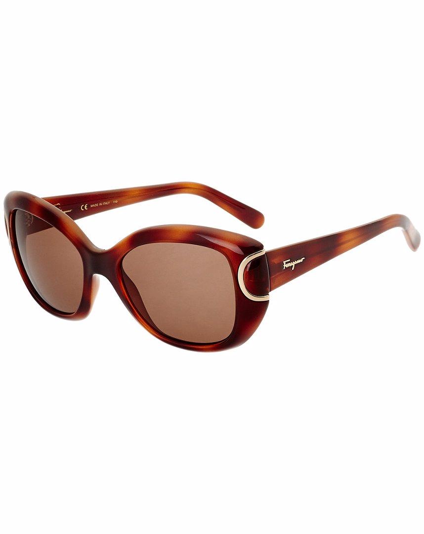 427dee1b17 Preview with Zoom. Salvatore Ferragamo. Salvatore Ferragamo Women s SF819S  54mm Sunglasses