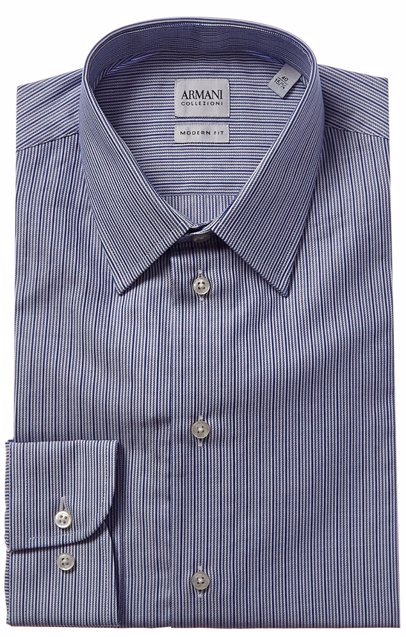 05c71b9d1f9b9f BuyInvite | Armani Collezioni Modern Fit Dress Shirt