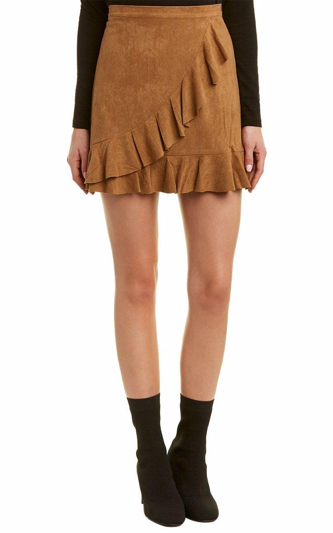 4e878788e5b0 SINGSALE | BB Dakota Bb Dakota Womens It's A Vibe Mini Skirt