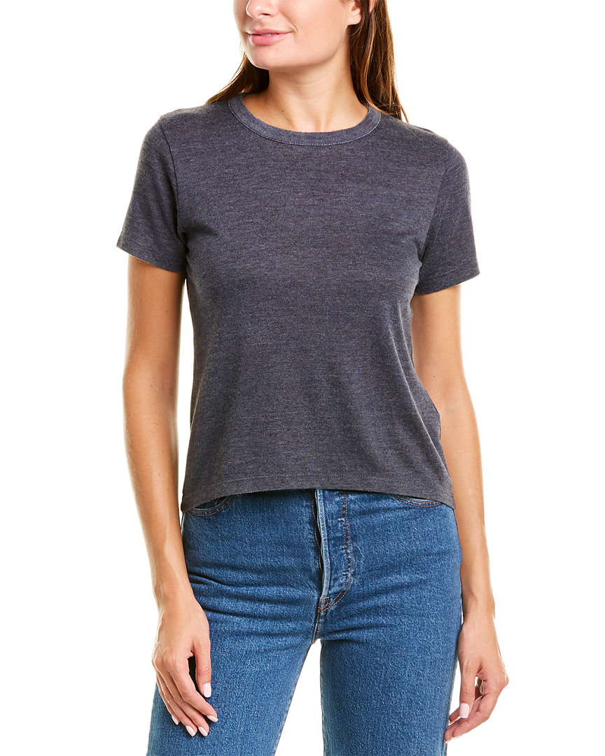 Chaser Womens  Cropped T-Shirt