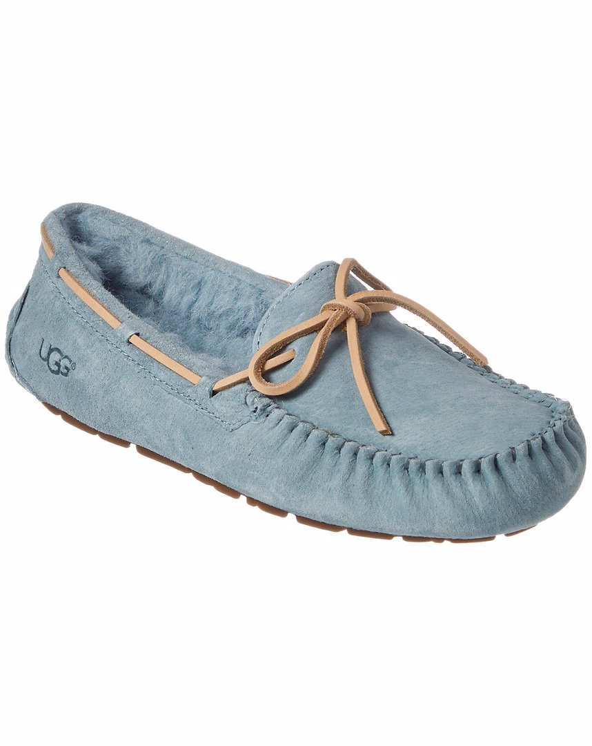 45e1c19c75c Ugg Women's Dakota Water Resistant Suede Slipper
